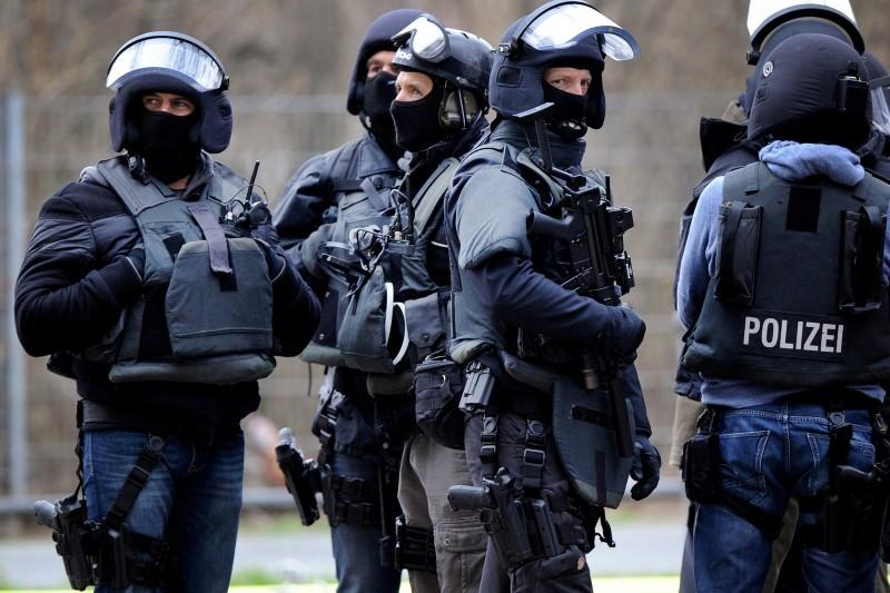 Политика: В Саксонии обезврежена банда террористов