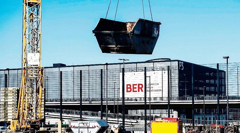 Новости: Покушение на инженера аэропорта BER