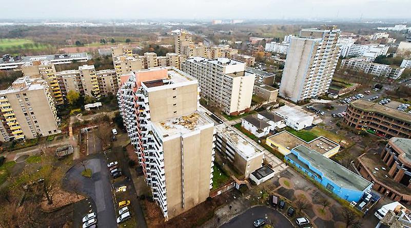 Новости: GAG покупает 1200 квартир в Кельне