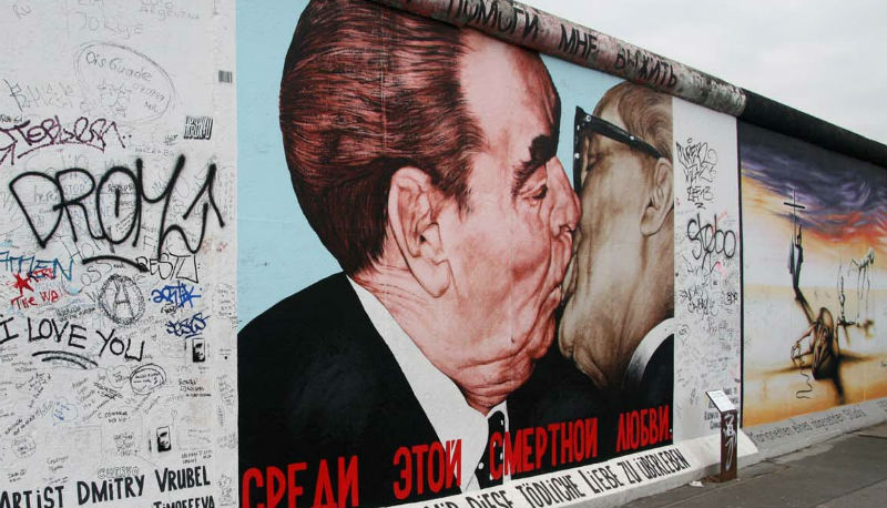 Досуг: Места для поцелуев в Берлине