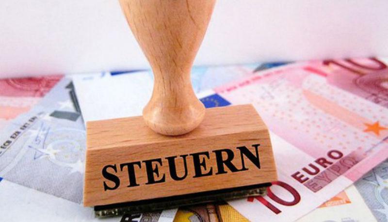 Деньги: Опоздавшие с уплатой налогов заплатят штраф