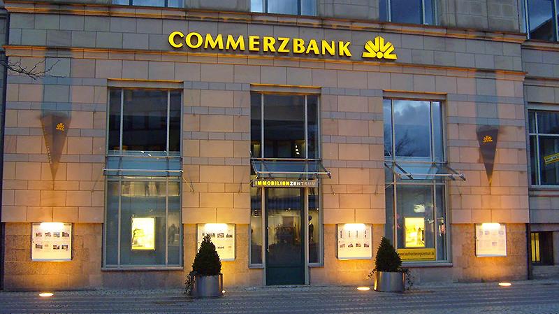 """Деньги: Commerzbank """"нагрел"""" государство на миллионы евро"""