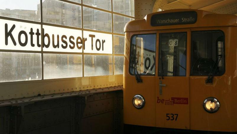 Новости: Самоубийца в берлинском метро