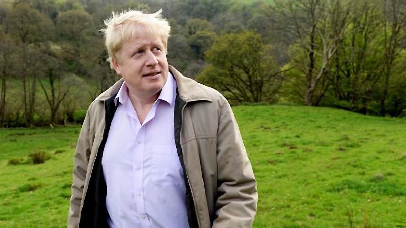 Новости: Борис Джонсон: ЕС намерен создать сверхдержаву