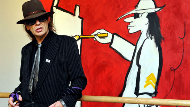 Знаменитости: 70-летний Удо Линденберг снова на взлете