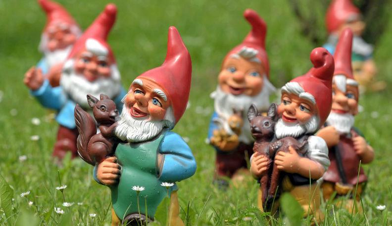 Культура: Садовые гномы уходят из Германии