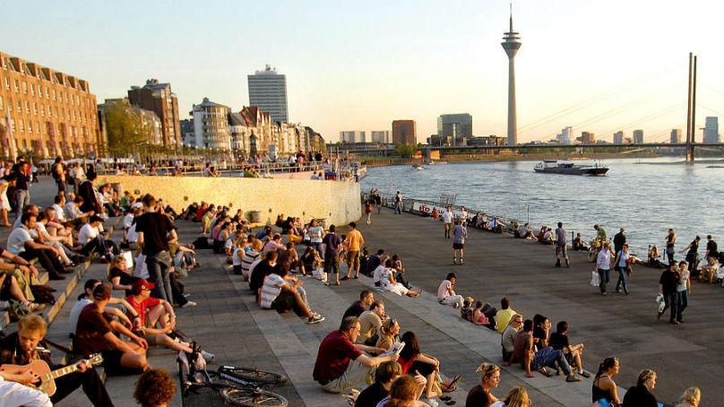 Новости: Холода отступают: в выходные ожидается лето