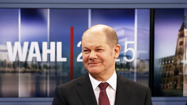 Новости: Олаф Шольц не претендует на пост канцлера