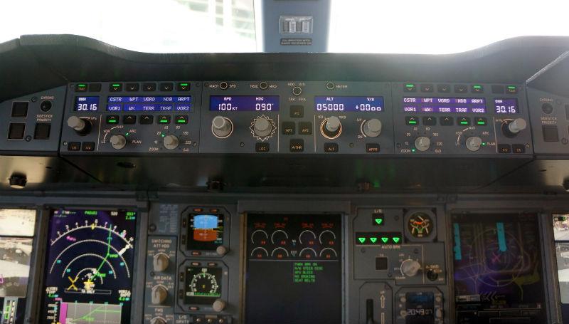 Новости: В египетском самолете было задымление