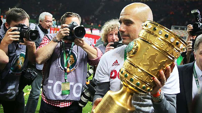 Новости: Кубок Германии-2016: последний трофей Пепа