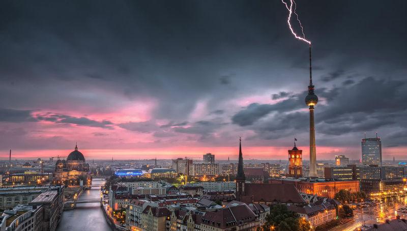 Новости: Берлин ждет грозовое лето?