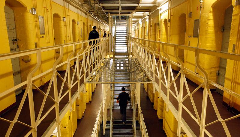 Новости: Дети смогут больше времени провести в тюрьме
