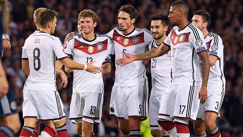 Новости: Экономисты оценили шансы Германии на ЧЕ-2016