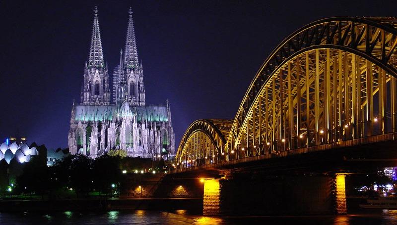 Досуг: Девять причин, почему Кельн лучше Берлина