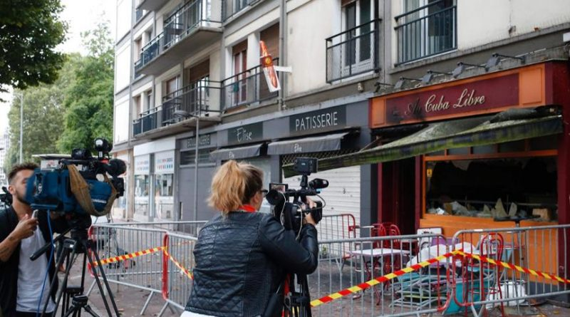 Новости: Причиной смертоносного пожара в баре стал именинный торт (фото)