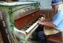 Рояль в кустах: на улицах Мюнхена появятся пианино