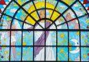 Звезда поп-арта Джеймс Рицци оставил след в немецкой церкви