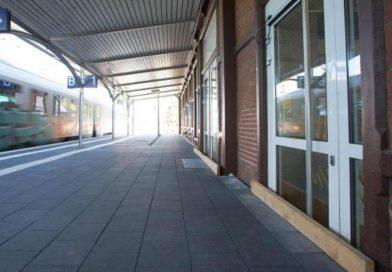 Выход на платформу – через окно