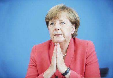 Ангела Меркель признала ошибки Германии