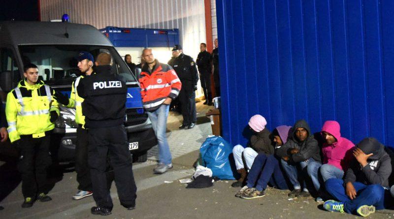 Поножовщина в приюте для беженцев