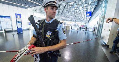 Аэропорт во Франкфурте-на-Майне был частично эвакуирован (обновлено)