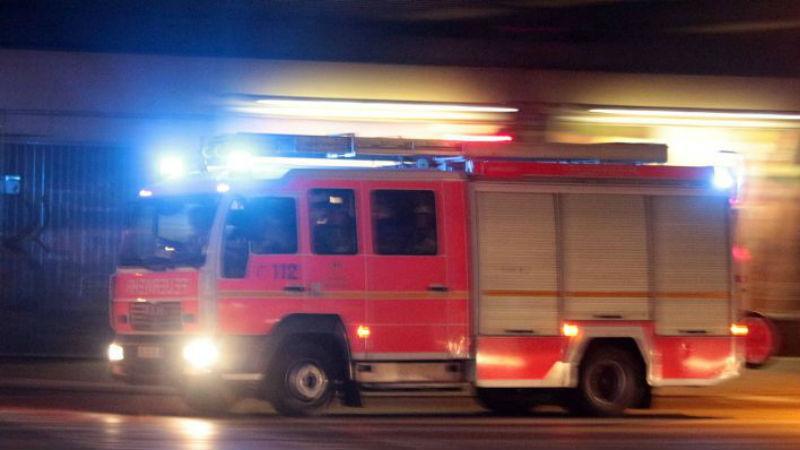 Новости: В Котбусе за одну ночь сгорело десять автомобилей