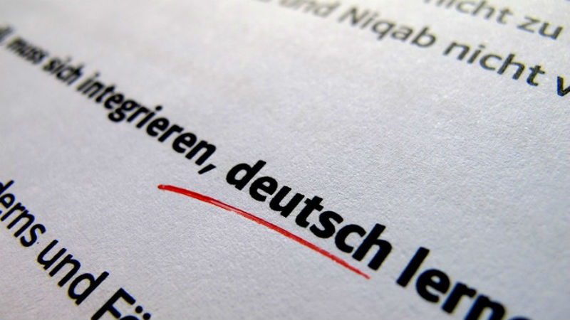 Политика: ХСС допустил позорную ошибку в документе для беженцев