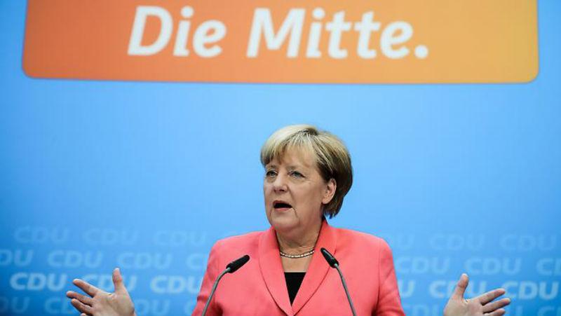 Новости: Меркель признала свои ошибки в миграционной политике