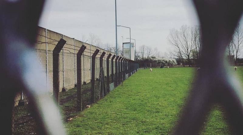 тюрьма в Лейпциге