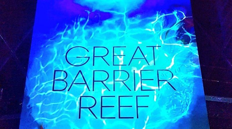 """панорама """"Большой Барьерный риф"""""""