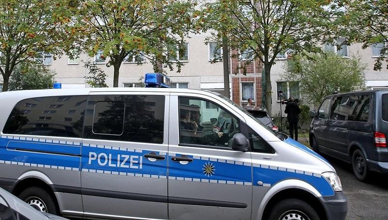 машина полиции