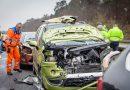 Массовая авария с участием  28 автомобилей: есть жертвы