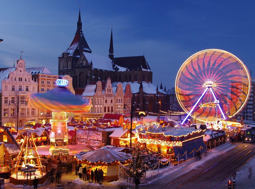 Общество: Самые красивые рождественские рынки Германии