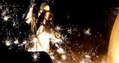 В немецкой промышленности наблюдается неожиданный спад