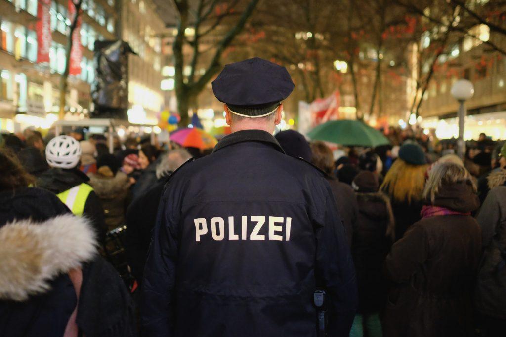 Закон и право: Вся правда о немецкой полиции