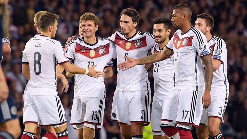 Происшествия: Германия получит 18,5 миллионов за участие в ЕВРО-2016