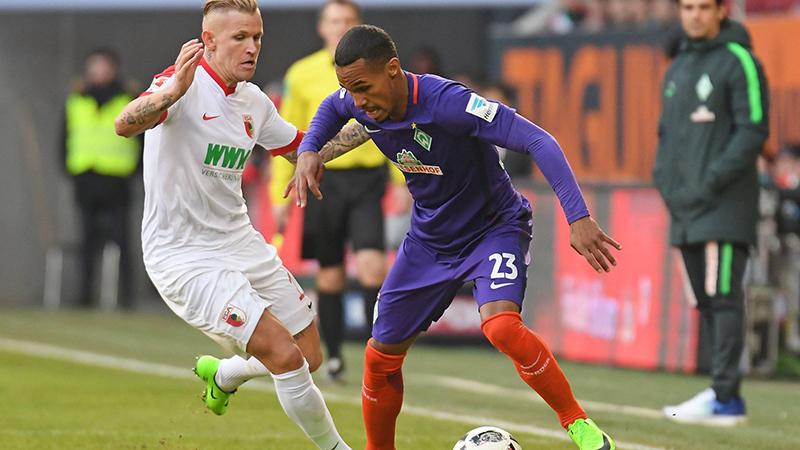Спорт: Бундеслига. Чудесное спасение «Аугсбурга»