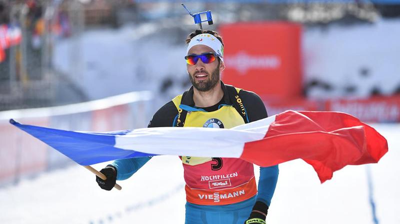 Спорт: Биатлон, ЧМ-2017. Фуркад – чемпион мира