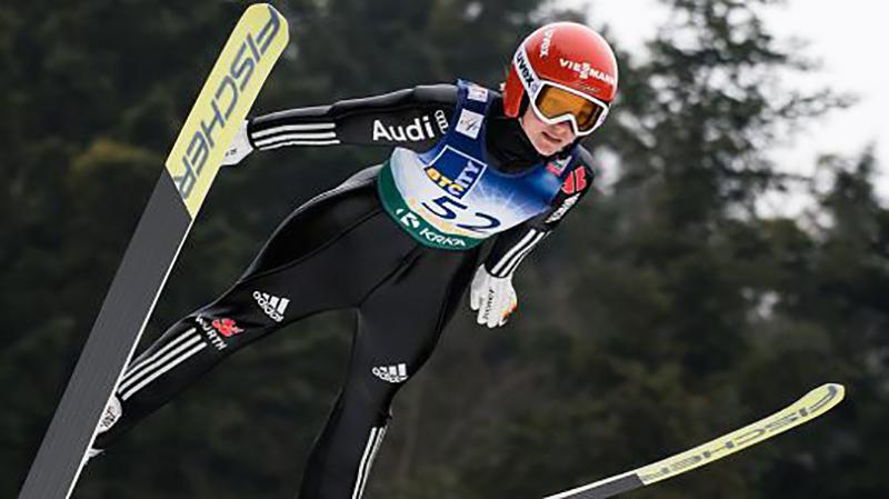 Спорт: Триумф летающих лыжниц Германии