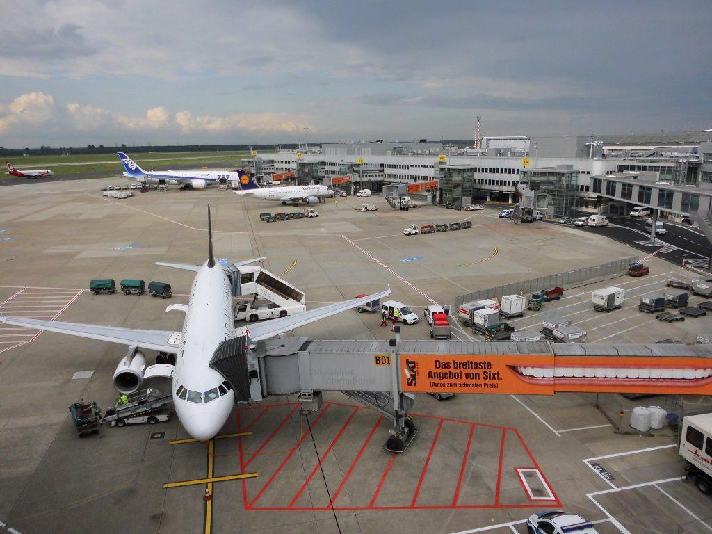 Общество: Из Дюссельдорфа и Кельна запускают новые авиамаршруты
