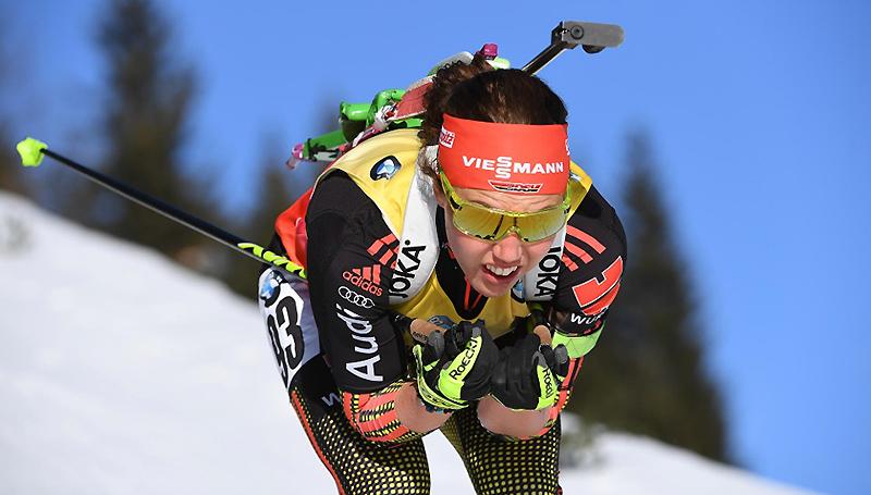 Спорт: Дальмайер — трехкратная чемпионка мира