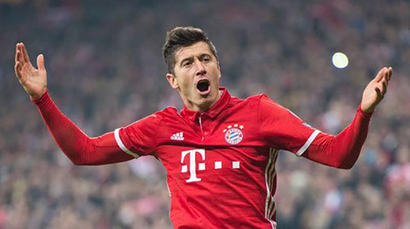 Спорт: Лига чемпионов. «Бавария» уничтожила «Арсенал»