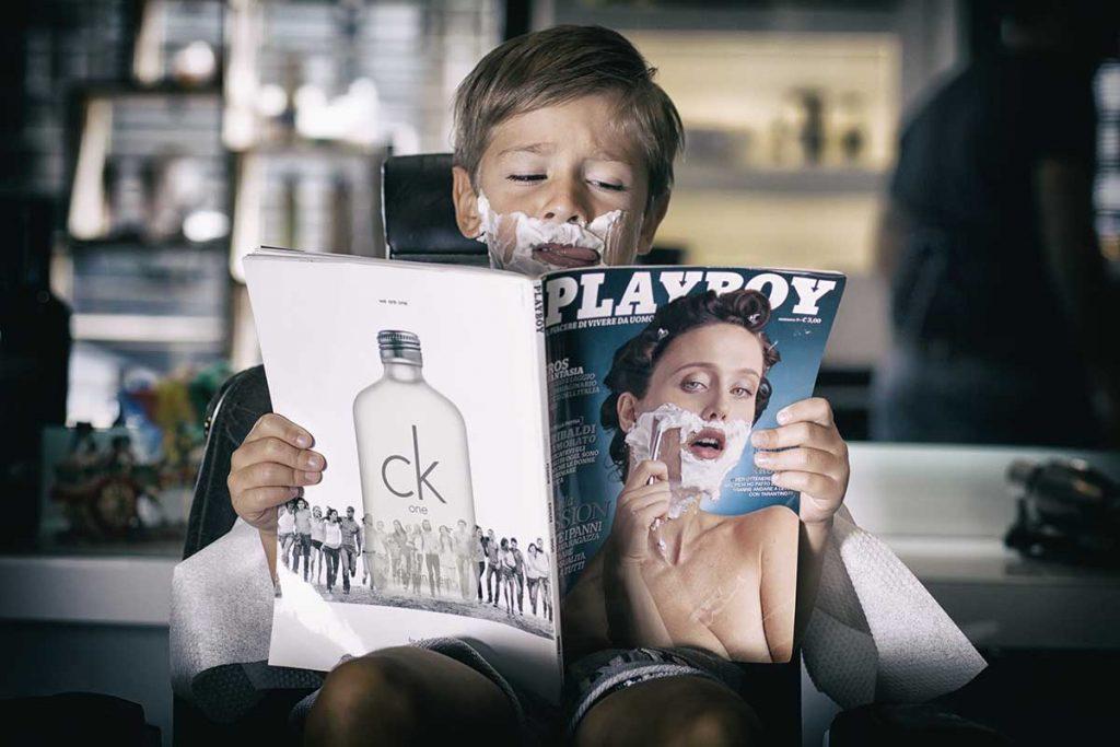 Отовсюду обо всем: Playboy: возвращение голых женщин