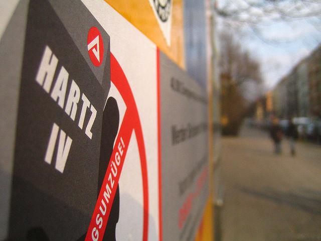 Общество: Увеличилось количество штрафов, коснувшихся получателей Hartz-IV