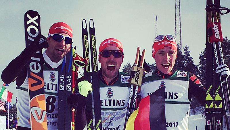 Спорт: Триумф двоеборцев Германии в Лахти