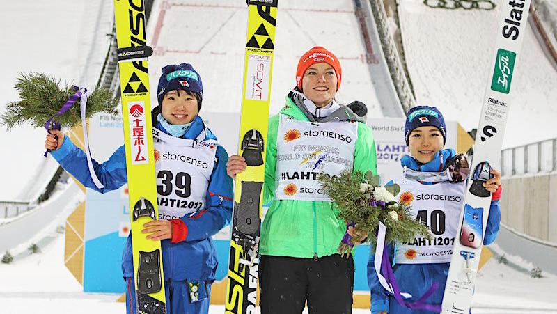 Спорт: Карина Фогт – двукратная чемпионка мира