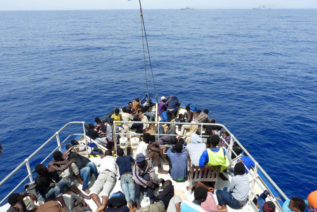 Новости: Сколько беженцев на самом деле хотят попасть в Европу?
