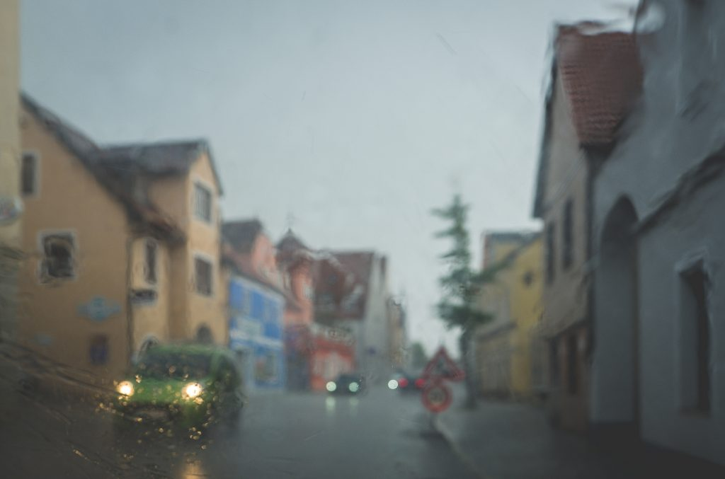 Погода: Погода в выходные: «Томас» не собирается покидать Германию