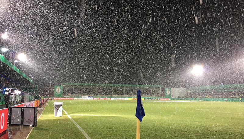 Спорт: Кубок Германии. «Боруссия» сегодня не сыграла