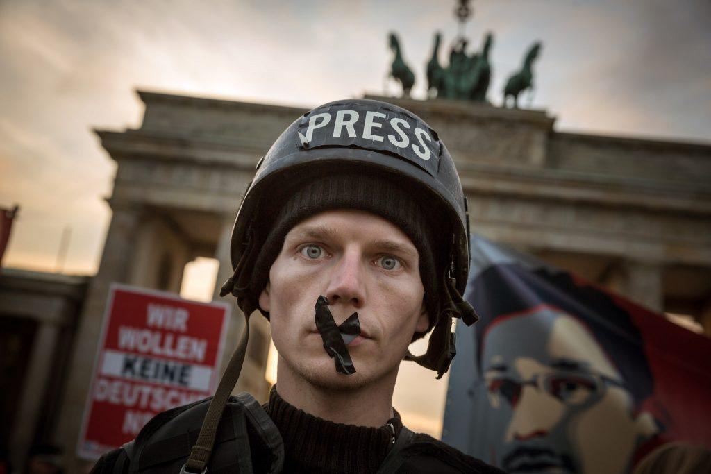 Закон и право: Спецслужбы Германии следят за иностранными журналистами